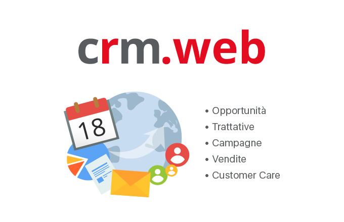 Software Gestionale CRM Web - Software Gestione Clienti