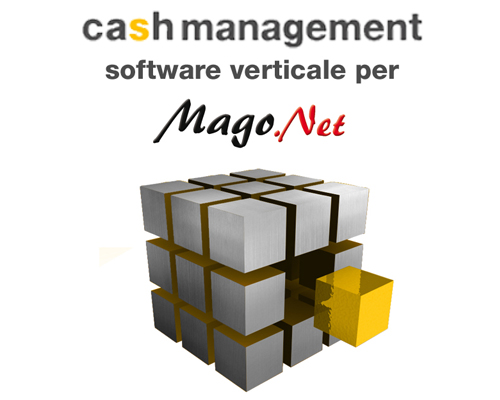Cash Management Verticale per Mago.Net
