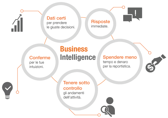 Business Intelligence: Software per Analisi, Controllo di Gestione ...
