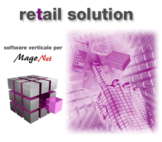 Retail Solution verticale Mago.net