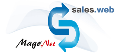 Sincronizzazione gestionale Microarea Mago.Net e Sales.Web, software e-commerce italiano
